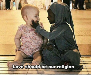 religion and love image