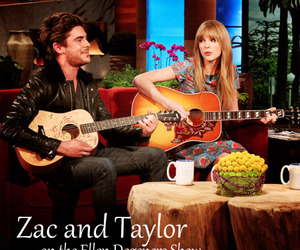 ellen, music, and Taylor Swift image