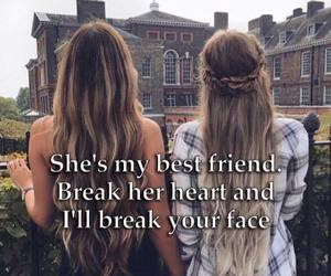 bff and heart image