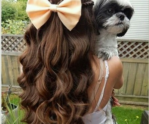 dogs, goals, and hair image