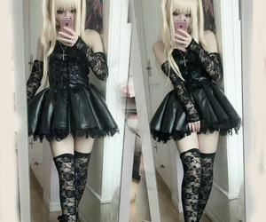 cosplay and amane misa image