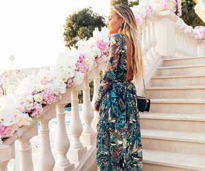 fashion, dress, and janni deler image