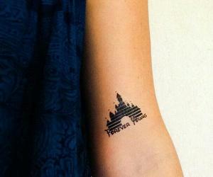 disney and tattoo image