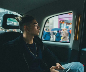 gorgeous man and william singe image