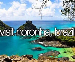 brazil, bucket list, and Dream image
