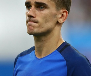 france, antoine griezmann, and football image