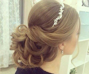 hair style and long hair image
