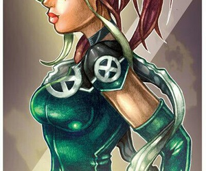 Rogue, x-men, and tim shumate image