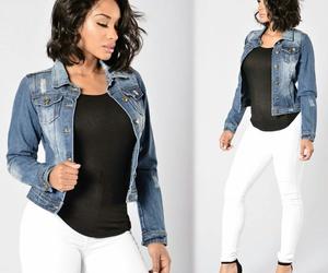 fashion, looks, and jacket image