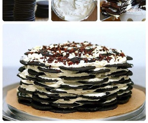 delicious and oreo image