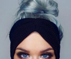 alternative, blue eyes, and gorgeous image