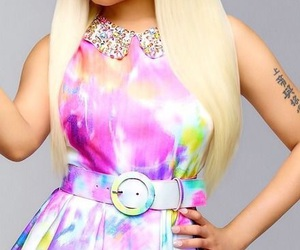 nicki, nicki minaj, and minaj image