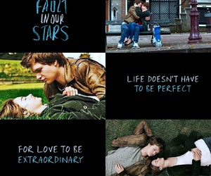 john green, movie, and the fault in our stars image