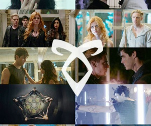 jace, lightwood, and shadowhunters image