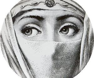 fornasetti, hijab, and veil image