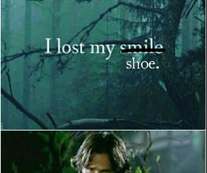 funny, shoe, and supernatural image