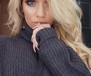 gorgeous, nails, and makeup goals image