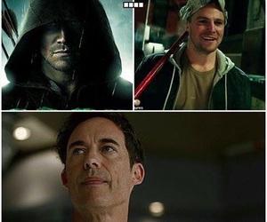 flash, arrow, and tmnt image
