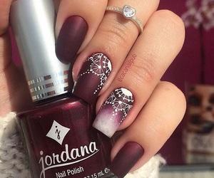 nails, unhas, and unhas decoradas image