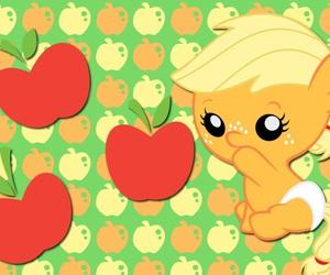 my little pony and applejack image