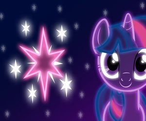 my little pony and twilight sparkle image
