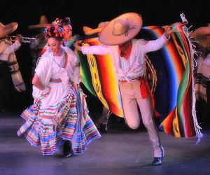 danza and folklore mexicano image
