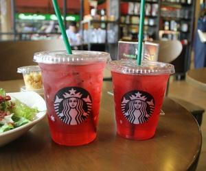 starbucks, food, and drink image