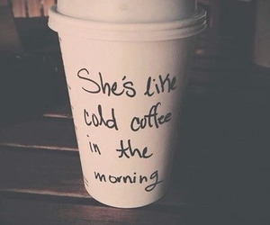 ed sheeran, coffee, and morning image