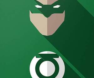 wallpaper, green lantern, and dc comics image