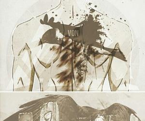 zankyou no terror, Von, and anime image