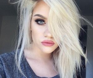 blue eyes, gorgeous, and model image