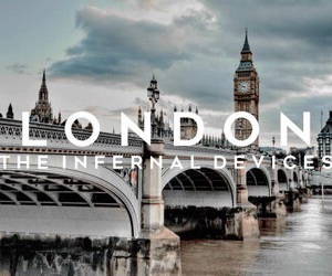 the infernal devices, edit, and london image