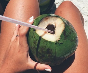 tropical, fun, and summer image