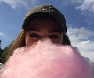 tumblr, pink, and cotton candy image