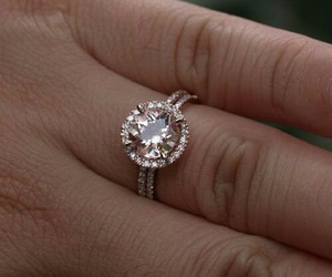 fashion and engagement ring image