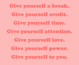 quotes, pink, and words image