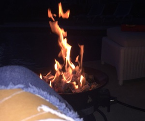 blue, chill, and fire image