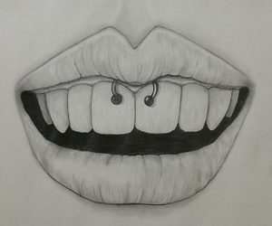 draw, laugh, and mouth image