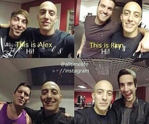 all time low, funny, and music image