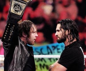 champion, wwe, and monday night raw image