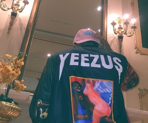 yeezus, kanye west, and yeezy image