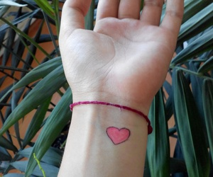 anxiety, heart, and theheartproject image