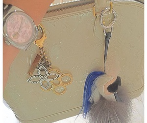 fendi, LV, and Louis Vuitton image