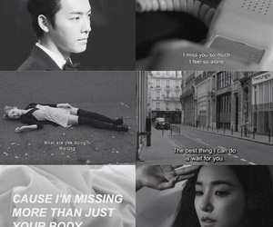 Lee Donghae, moodboard, and snsd image