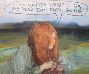 mind, michael lipsey, and words image