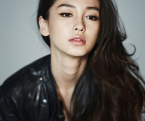 asian, beauty, and model image