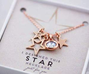 stars, accessories, and gold image