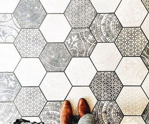 fashion, pattern, and tiles image