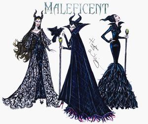 maleficent, disney, and hayden williams image
