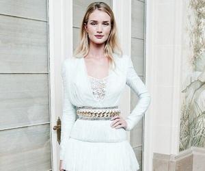 model, rosie huntington whiteley, and victorias secret image